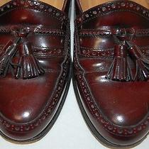 Bally David (Italy) Men's Tassel Dress Shoes...8d...medium...nice Photo
