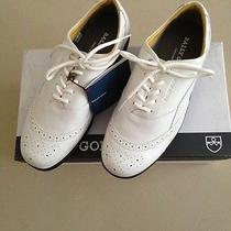 Bally Golf Iron Genuine Leather Womens Sneakers Size(us 9.5) Photo