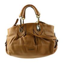 Bally Handbag  Leather Camel 2way Shoulder Bag Photo