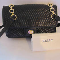 Bally Handbag Quilted Leather Photo