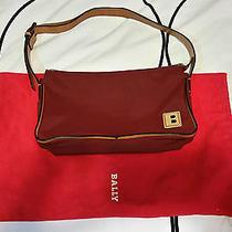 Bally Handbag - Red Color  Photo