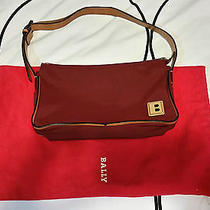 Bally Handbag - Red Color  Photo