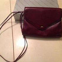Bally Handbag - Wine Colored - Made in Italy Photo