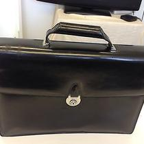 Bally Leather Briefcase Laptop Computer Bag Italy Retail 1200  Photo