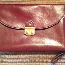 Bally Leather Handbag Photo