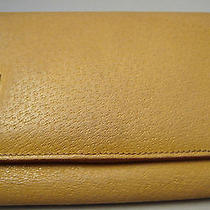 Bally Leather Wallet Photo