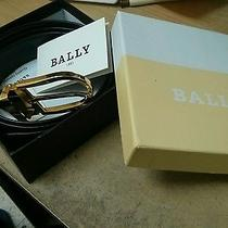 Bally Luxury Belt Photo