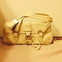 Bally Martina Winter White Handbag Photo