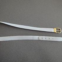 Bally Men's  Leather Belt Photo