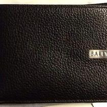 Bally Men's Leather Wallet Photo