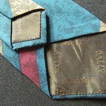 Bally Men's Tie (12526) Photo