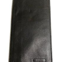 Bally Mens Wallet Black Leather Photo