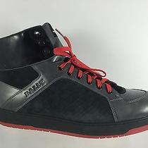 Bally Mens Black Athletic Sneakers 11.5 D Photo