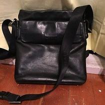 Bally Messenger Bag Luxury Leather Very Functional  Photo