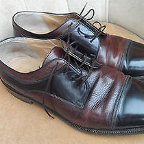 Bally Prize Mens Full Leather Uppers Soles and Lining Two Tone Brogues Uk 12 Photo