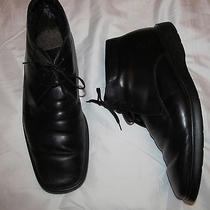 Bally Relus Soft Leather Ankle Merino Insulated Lace Up Comfort Shoes Boots 8.5  Photo