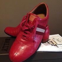 Bally's Sneakers Photo