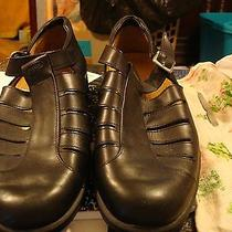 Bally Shoes/sandals 11d Leather Never Worn Photo