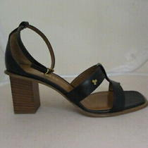 Bally Stessye Leather Sandals Ladies Uk 4.5 Us 7 Eur 37.5 Ref B32 Photo