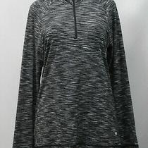 Bally Total Fitness Women's 1/4 Zip Pullover Athletic Sweatshirt Top Size Xl Photo