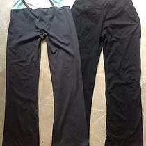 Bally Total Fitness Womens Pants Yoga & Lounge Set of 2 - Sz Large (12-14)  New Photo