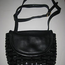 Bally Weave Design Handbag Photo