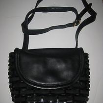 Bally Weave Design Handbag Photo