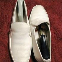 Bally White Dress Loafer Size 10e Photo