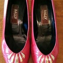 Bally Women's Designer Shoes  Photo