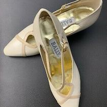 Bally Women's Leather Pumps Shoes - Us Size 6.5  Photo