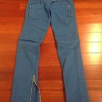 Balmain Blue Jeans  Photo