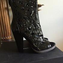 Balmain Boots Photo