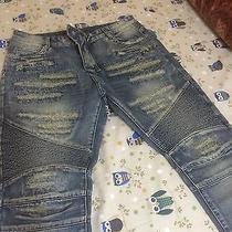 Balmain Custom Made Jeans Size 36 Photo