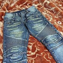 Balmain Custom Made Jeans Sz 32 Waist Photo