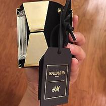 Balmain for h&m Suede Bracelet Photo
