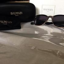 Balmain Gold Plated Sunglasses  Photo