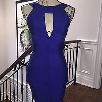 Balmain Milano Stitch Dress Fr38 Excellent Like New Photo