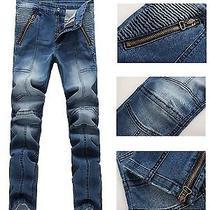 Balmain Paris Jeans Liquidation Sale High Quality Low Price Photo