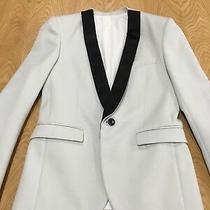 Balmain Shawl Tuxedo Jacket Mens Size 46 Photo