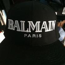 Balmain Snapback Custom Margiela Photo