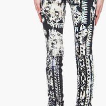 Balmain Star Print Jeans Photo
