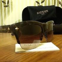 Balmain Sunglasses - Authentic Price Reduction Photo