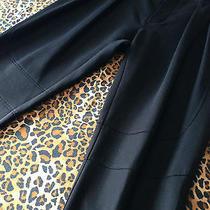 Balmain Trouser Brand New Authentic Balmain. Size 52 Black Photo