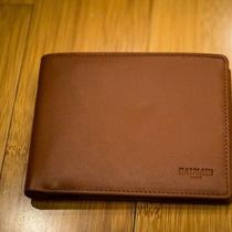 Balmain Wallet Brown Leather Photo