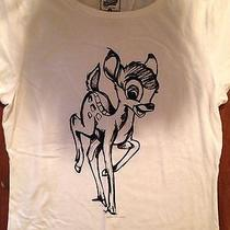 Bambi T-Shirt Womens - Size Medium - Disney Photo