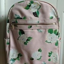 ban.do Get It Together Pink Floral Lady of Leisure Backpack Knapsack  Photo