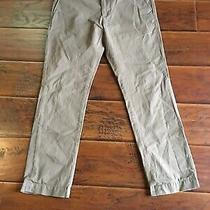 Banana Republic Aiden Chinos Mens Pants Size 31  Khaki Straight Leg  Photo