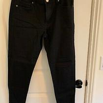 Banana Republic Black Skinny Jeans - Size 30/10 Photo