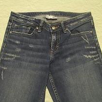 Banana Republic Classic Straight Leg Jeans - Size 4 Photo
