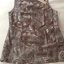 Banana Republic Holiday Sequin Top  Photo